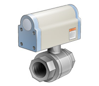Automated Ball Valve Stainless