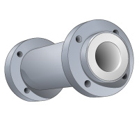 Plastic Lined Pipe, Fittings and Flanges