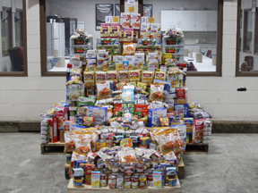 MRC Global Cares Food Drive 2015
