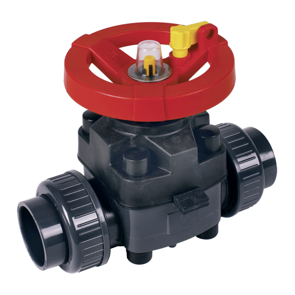 MRC Global Pinch and Diaphragm Valves