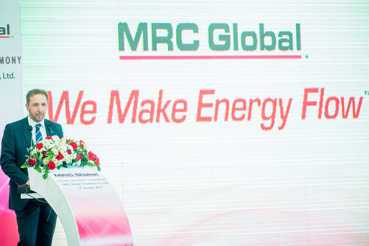 MRC Global in Rayong, Thailand